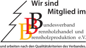 Mitglied im Bundesverband Brennholzhandel und Brennholzproduktion e.V.