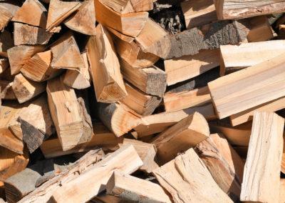 Buchen Kamin-Brennholz
